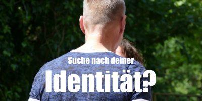 Suche, Identität
