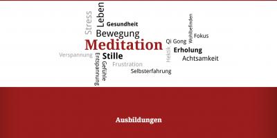 Meditation Heilung Therapie Praktiker Ausbildung