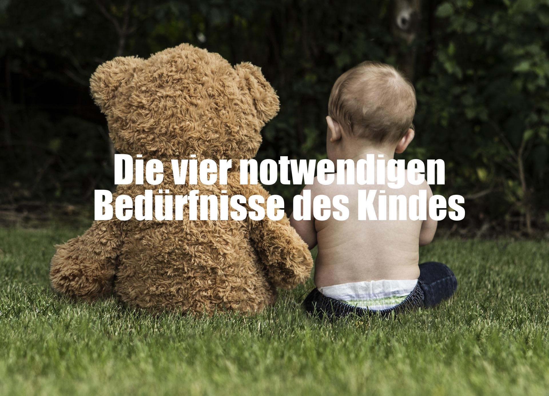 Kind Bedürfnis
