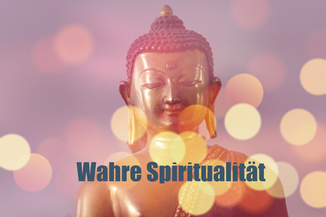 Wahre Spiritualität Manish