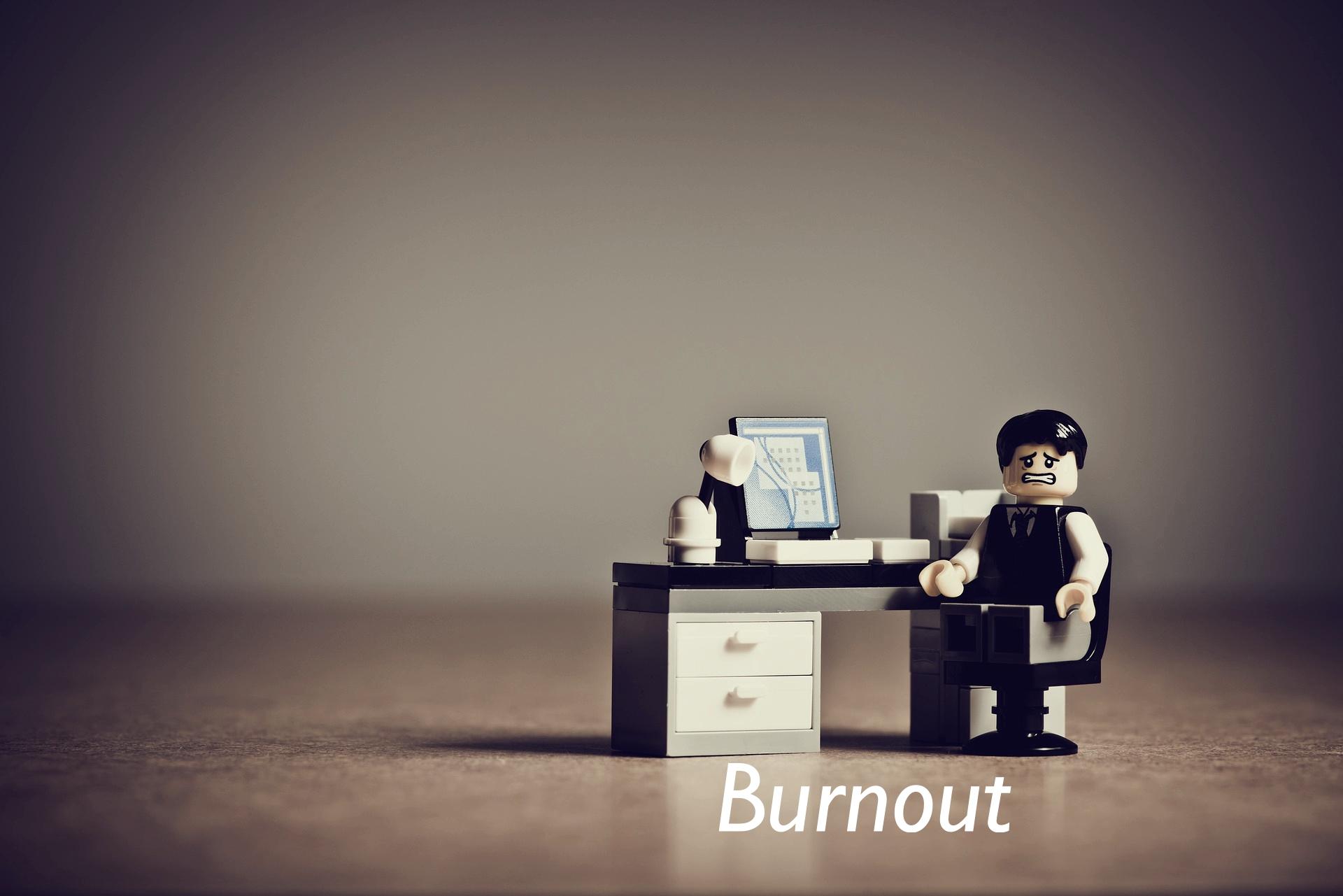 Burnout Arbeit Arbeitswelt Dhyan Manish
