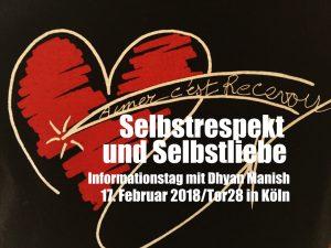 Dhyan MANISH Informationstag 17 Februar tor 28 Köln